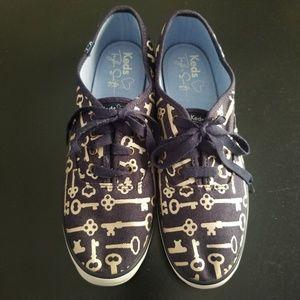 Taylor Swift Keds Key Sneakers Size 8.5